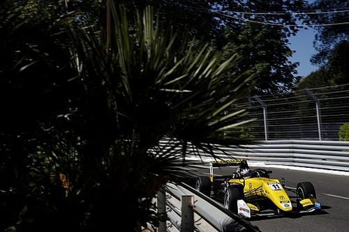 F3 Avrupa Pau: İkinci yarışta zafer Fenestraz'ın