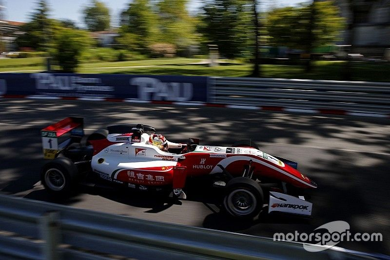 Zhou ed Aron regalano alla Prema una grande doppietta in Gara 1 a Pau