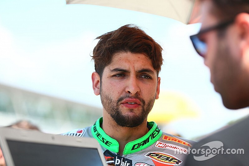 Chilean rider Scheib gets full-time WSBK ride