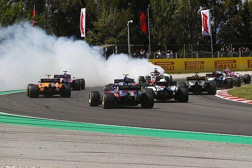 Opinión: ¿La penalización de Grosjean fue suficientemente dura?