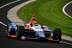 IndyCar Breaking news Reinbold still aiming for more IndyCar races