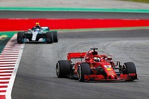 Las alineaciones de pilotos para el test post GP de España de F1