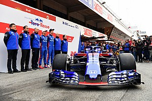 F1 速報ニュース 【ライブ配信】Red Bull Toro Rosso Honda DAY in TOKYO