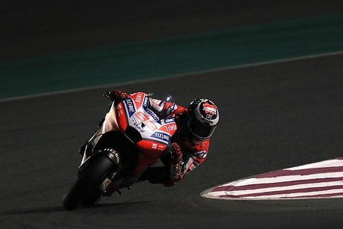"""Lorenzo: """"Tengo que mejorar los frenos, pero tengo un buen ritmo de carrera"""""""