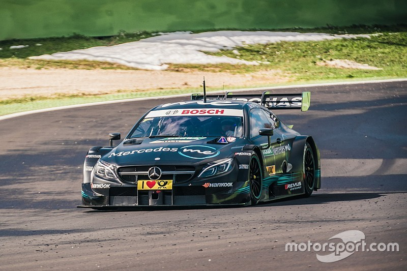 Paffett: DTM aero changes will emphasise driver skill
