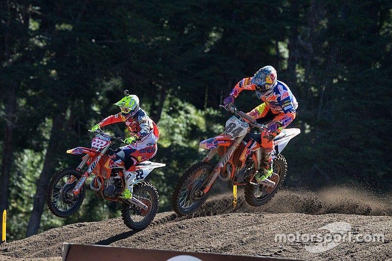 """Cairoli: """"Gevecht met Herlings goed voor de motorcross"""""""