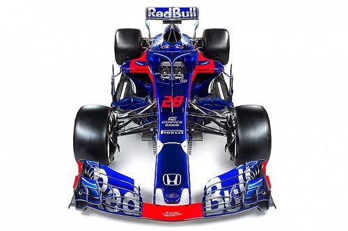 Toro Rosso rilis gambar resmi mobil F1 2018, STR13