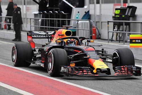 Red Bull marca el paso en Barcelona