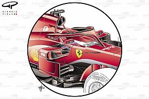 Forma-1 Elemzés Technikai elemzés: Az okok, amiért hosszabb autót akartak a Ferrarinál
