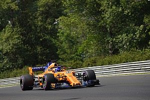 Alonso, confiado para la clasificación de Hungría tras un viernes positivo