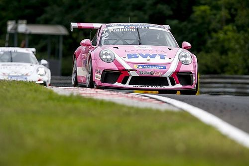 Thomas Preining conquista la seconda pole stagionale all'Hungaroring