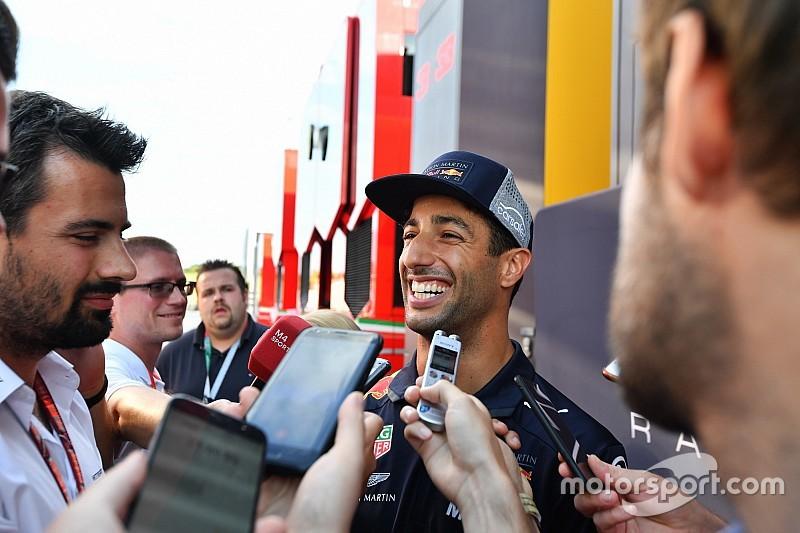 Resmi: Ricciardo, Red Bull'dan ayrılıyor!