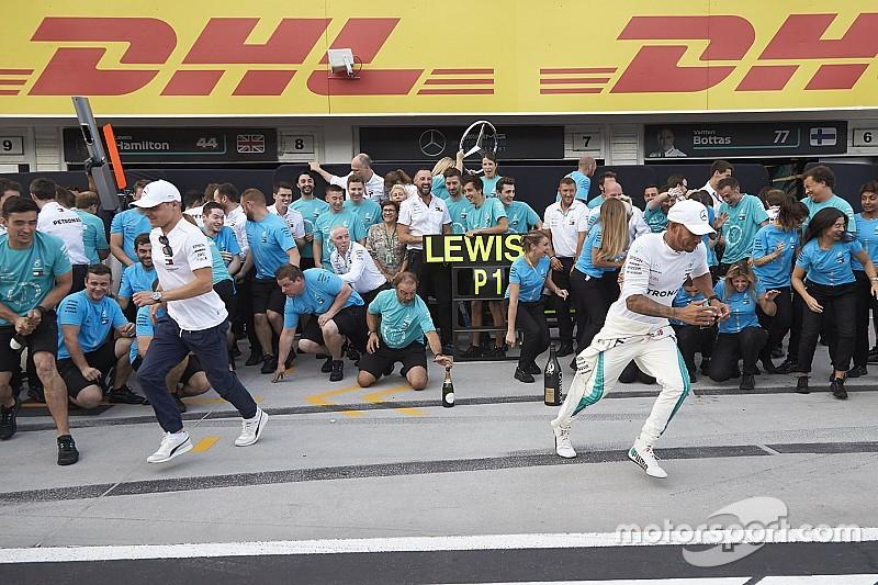 A Mercedes elismeri, túl merész volt Bottas stratégiája