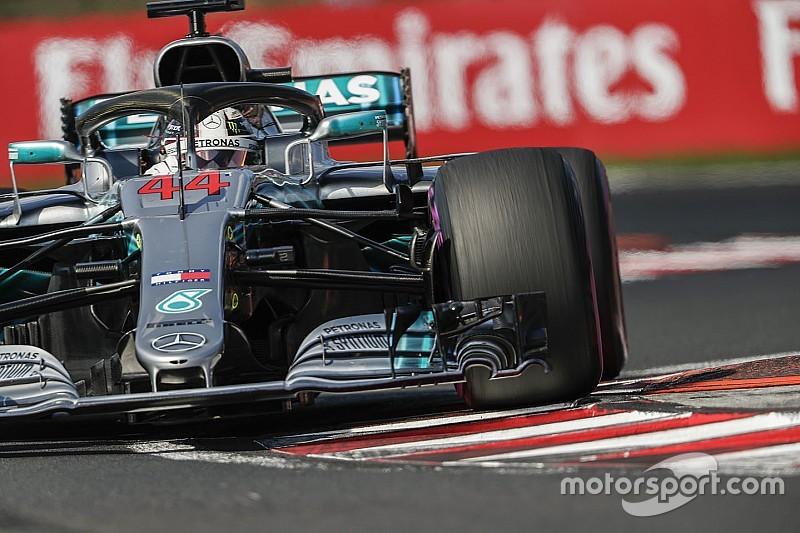 """Hamilton: """"Deze hoeveelheid punten bonus voor ons"""""""