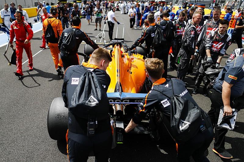 Lehet, a McLaren nem élné túl a szükséges változtatásokat?