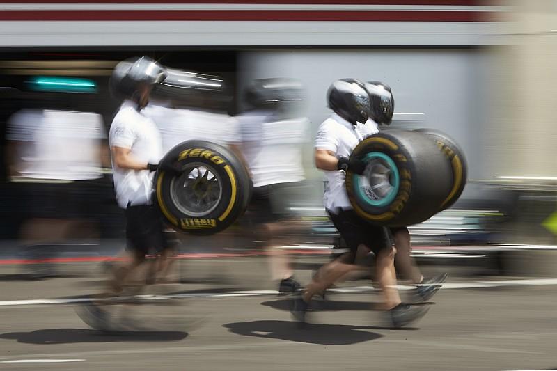 Gumiválasztás a Brit Nagydíjra: Mercedes, Ferrari, Red Bull…
