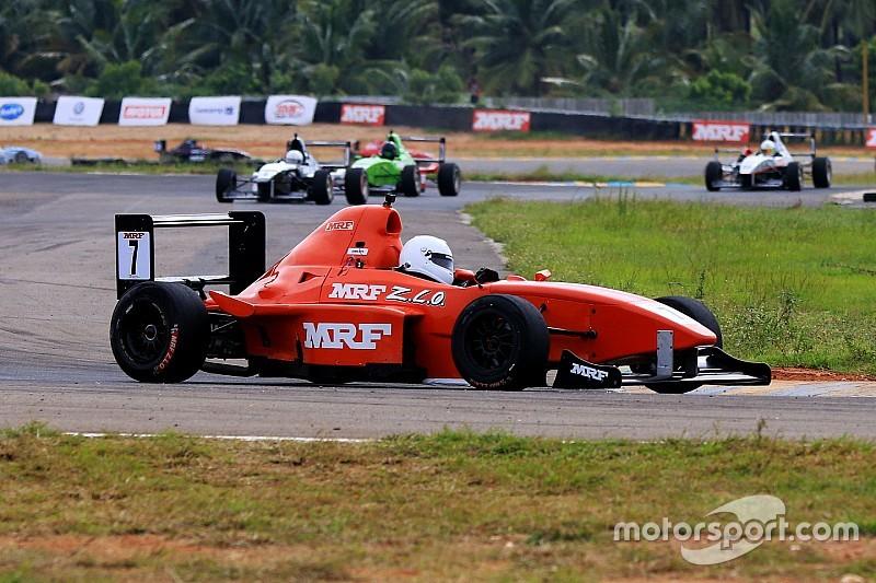 Coimbatore MRF F1600: Datta dominates season opener