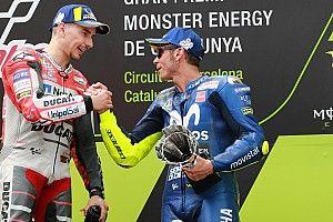 """""""Rossi's Ducati ingewikkelder dan mijn GP18"""", aldus Lorenzo"""