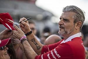 F1 Entrevista Arrivabene: