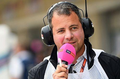Тед Кравитц сохранил работу на Sky Sports F1