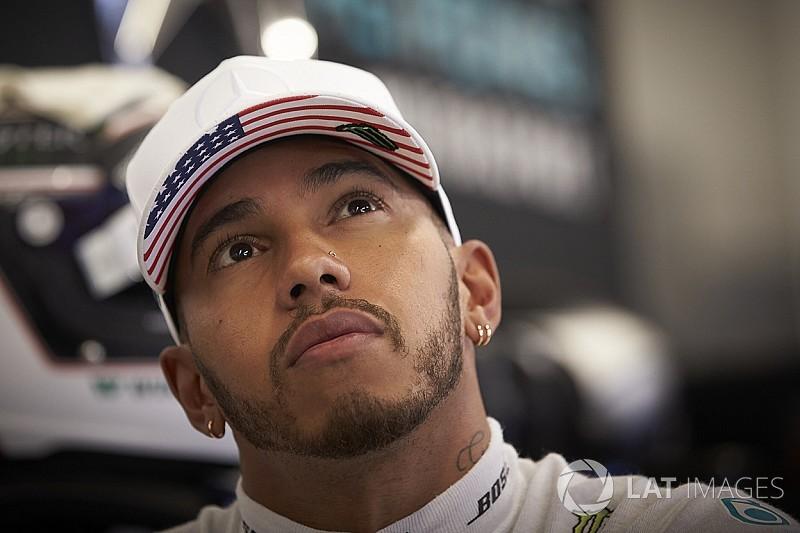 """Hamilton: """"Peu probable que Vettel fasse une erreur"""" en course"""