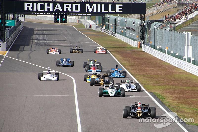 東アジア初開催! ヒストリックF1レースのエントリー23台出揃う