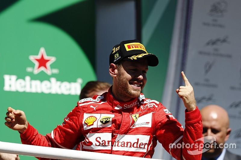 Vettel a Forma-1 nagy pénzcsinálója