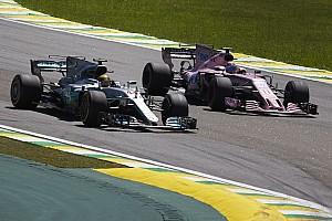 Hamilton sokat előzött Interlagosban, de maximum egyre büszke közülük