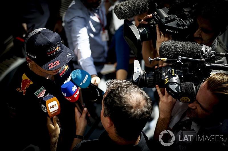 Verstappen en Vandoorne in persconferentie GP van Canada