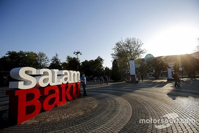 Baku Nagydíj 2019: magyar idő szerint az F1-es menetrend