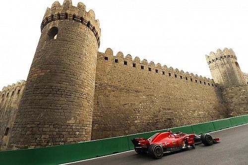 """Raikkonen diz que não abandonou GP de Baku por """"sorte"""""""