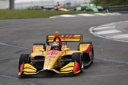 "Hunter-Reay ""relieved"" but ""needs to get back to winning"""