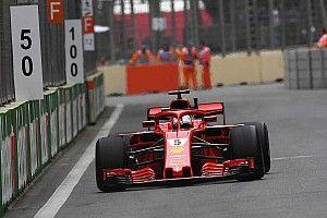 Belum menonjol, Vettel: Tidak ada yang salah dengan mobil