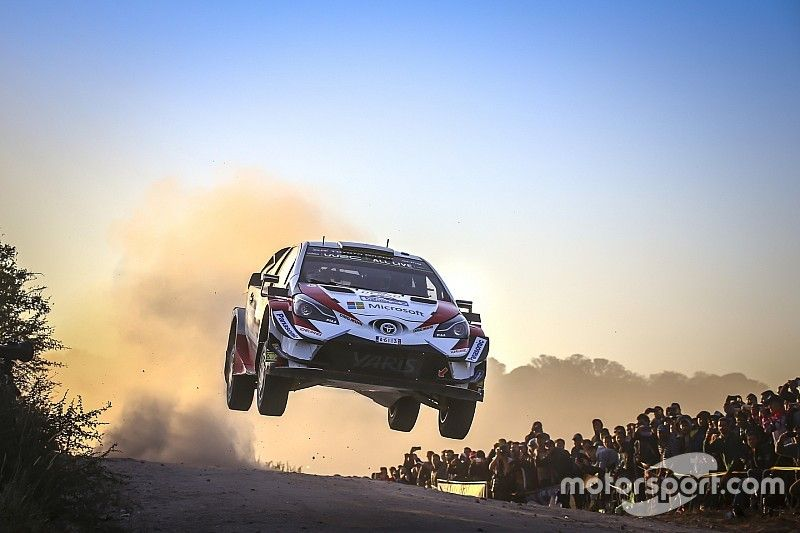 Argentina WRC: Tanak opens up lead after Mikkelsen puncture