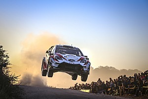 WRC Leg report Argentina WRC: Tanak closes in on victory, Meeke in trouble