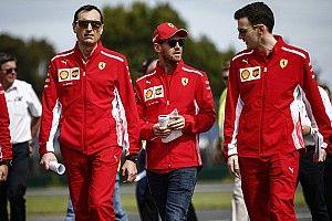 Marko szerint Vettel egy ideje már nem érzi magát kényelmesen a Ferrarinál