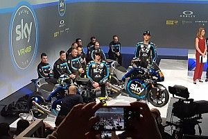 Lo Sky Racing Team VR46 si presenta a Milano: nuove sfide nel segno della continuità