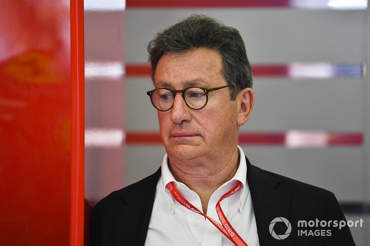 """Ferrari CEO: """"Bevriezing motorregels tegen de geest van de F1"""""""