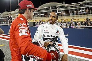 Hamilton: Ferrari düzlükte fark atıyor!