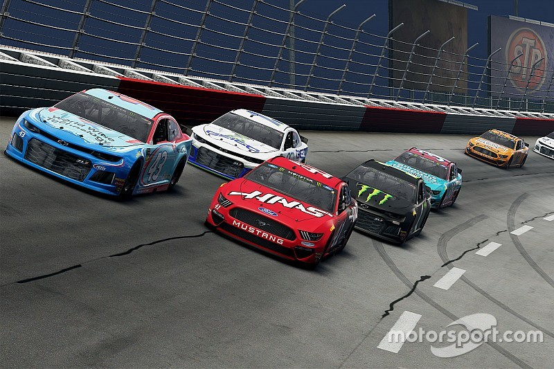 eNASCAR Heat Pro League moves to high banks of Bristol this week