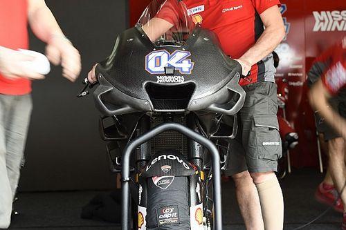 В Ducati придумали, как добавить мотоциклу прижимной силы
