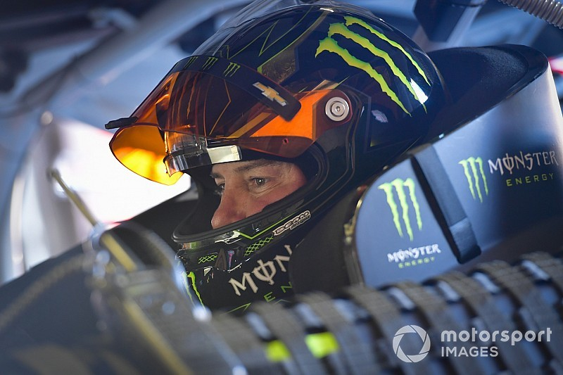 Kurt Busch tops first Cup practice at Talladega at over 202 mph