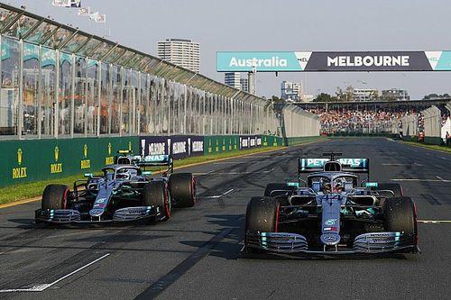 Startaufstellung: Formel 1 Australien 2019 in Melbourne