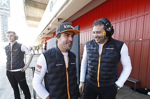 Алонсо испытает машину McLaren, несмотря на уход из Формулы 1