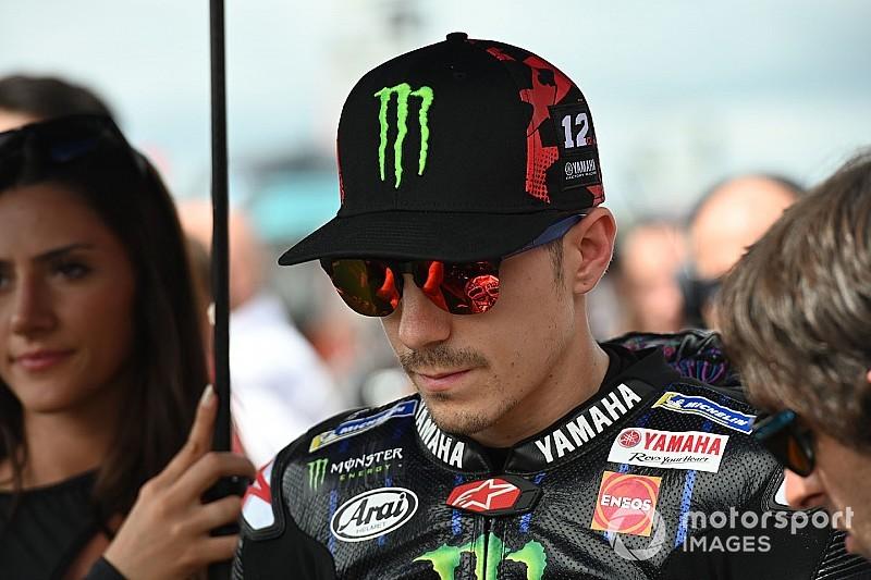 Viñales connaît son plus mauvais début de saison en MotoGP