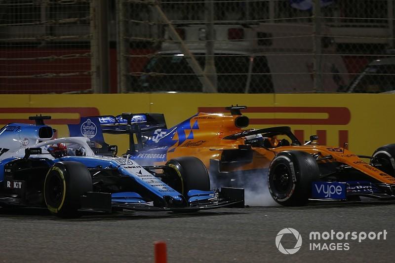 Kubica ve Russell, 1000. GP'de F1 gridinde yer alacakları için mutlular
