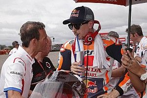 "Honda considera que ""Lorenzo cumplió con el objetivo"""