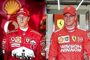 Berger: ''Mick, tipik bir Schumacher''