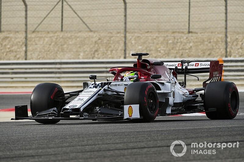 """Schumacher a """"pu progresser"""" entre ses deux jours d'essais"""