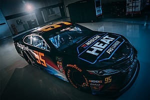 Matt DiBenedetto to showcase eNASCAR Heat car at Bristol
